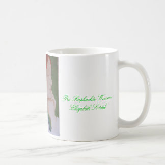 Elizabeth  Siddal - Poetry Coffee Mug