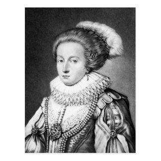 Elizabeth Stuart, Queen of Bohemia Post Cards