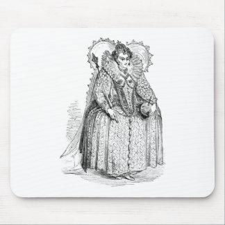 Elizabeth Tapete De Raton