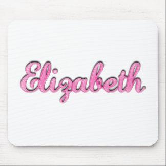 Elizabeth Tapetes De Ratón