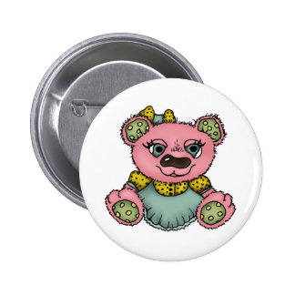 Elizabeth the bear pins