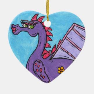 Elizabeth the Dragon Ornaments