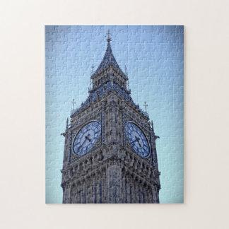 Elizabeth Tower - Big Ben - London - Puzzle