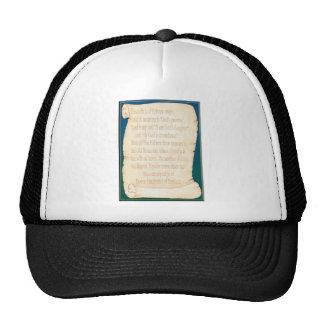Elizabeth Trucker Hat