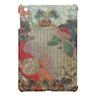 Elizabeth Van Riper- Geisha Dreams Case For The iPad Mini