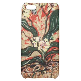 Elizabeth Van Riper- Midas Orchids Cover For iPhone 5C