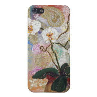 Elizabeth Van Riper-Patchwork Phalie Cover For iPhone 5/5S