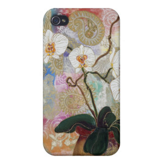 Elizabeth Van Riper-Patchwork Phalie Cover For iPhone 4