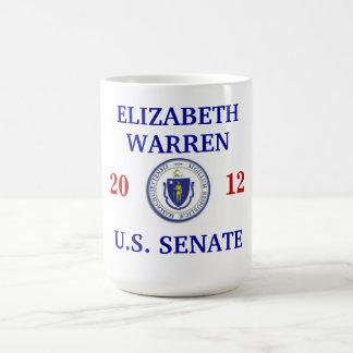 Elizabeth Warren 2012 mug