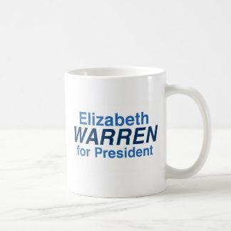 Elizabeth Warren 2016 Taza