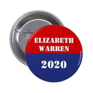 Elizabeth Warren - 2020 Button