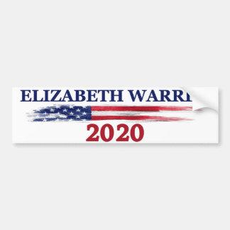 Elizabeth Warren 2020 Pegatina Para Auto