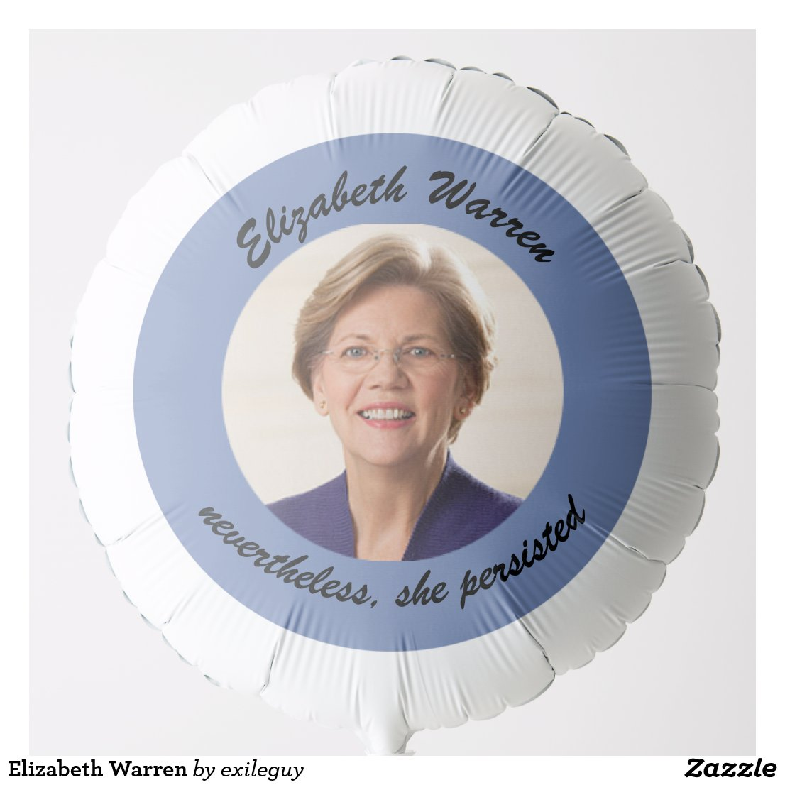 Elizabeth Warren Balloon