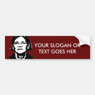 Elizabeth Warren - Bumper Sticker