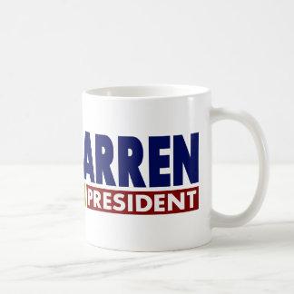Elizabeth Warren for President V1 Coffee Mug