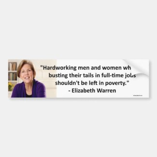 Elizabeth Warren - hardworking