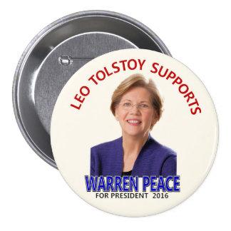 Elizabeth Warren in 2016 Button