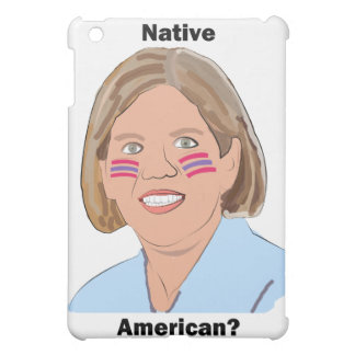 Elizabeth Warren - Native American? iPad Mini Covers