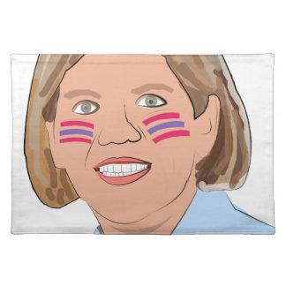 ¿Elizabeth Warren - nativo americano? Mantel