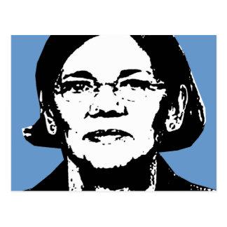 Elizabeth Warren Postcard