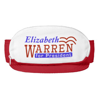 Elizabeth Warren President 2016 Election Democrat Visor