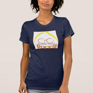 Elizabeth Warren Rocks T-Shirt
