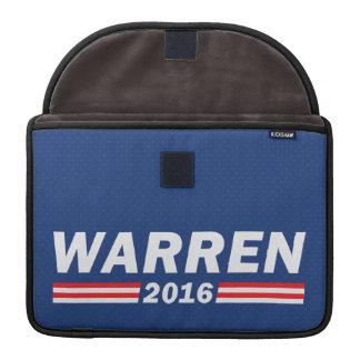 Elizabeth Warren, Warren 2016 Sleeve For MacBook Pro