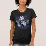 Elizabeth White Persian Cat Angel Top Tee Shirt