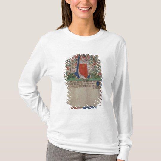 Elizabeth Woodville  Queen Consort of King Edward T-Shirt