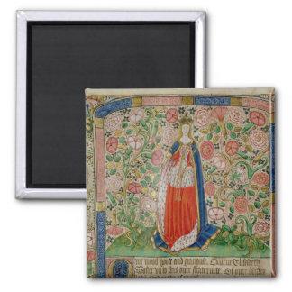 Elizabeth Woodville  Queen Consort of King Magnet