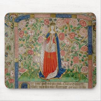 Elizabeth Woodville  Queen Consort of King Mousepads