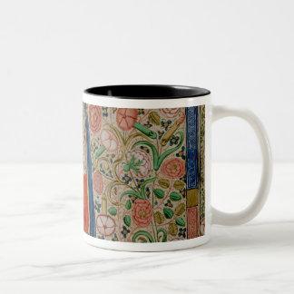 Elizabeth Woodville  Queen Consort of King Two-Tone Coffee Mug