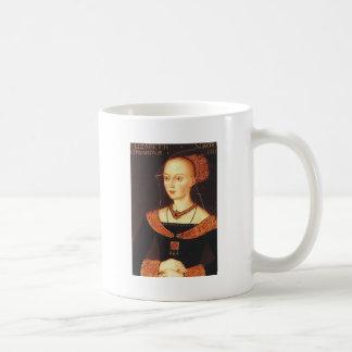 "Elizabeth Woodville ""The White Queen"" Coffee Mug"