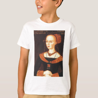 "Elizabeth Woodville ""The White Queen"" T-Shirt"