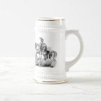 Elizabethan Costumes Mug
