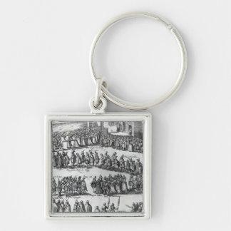 Elizabethan Procession Keychain