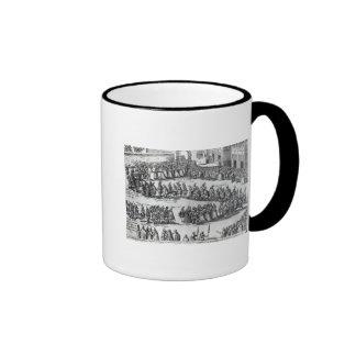 Elizabethan Procession Mugs