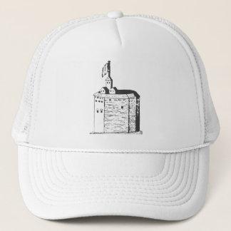 Elizabethan Theatre Sketch II Trucker Hat