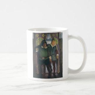 Elizabethans in an Inn Coffee Mug