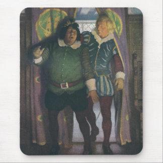 Elizabethans in an Inn Mouse Pad