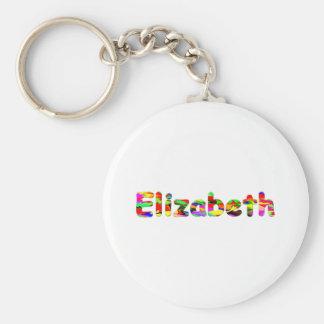 Elizabeth's small keychain