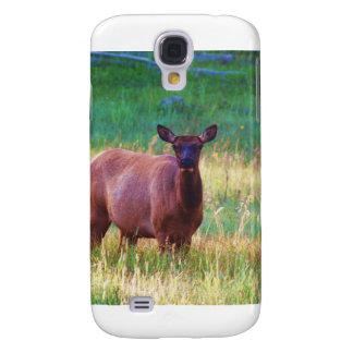 Elk at Yellowstone Samsung S4 Case