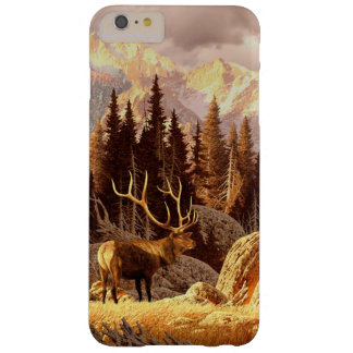 Elk Bull Barely There iPhone 6 Plus Case