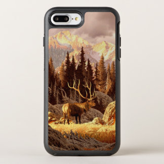 Elk Bull OtterBox Symmetry iPhone 7 Plus Case