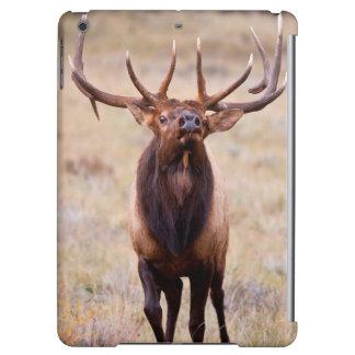 Elk (Cervus Elephus) Bull Herding Harem iPad Air Case