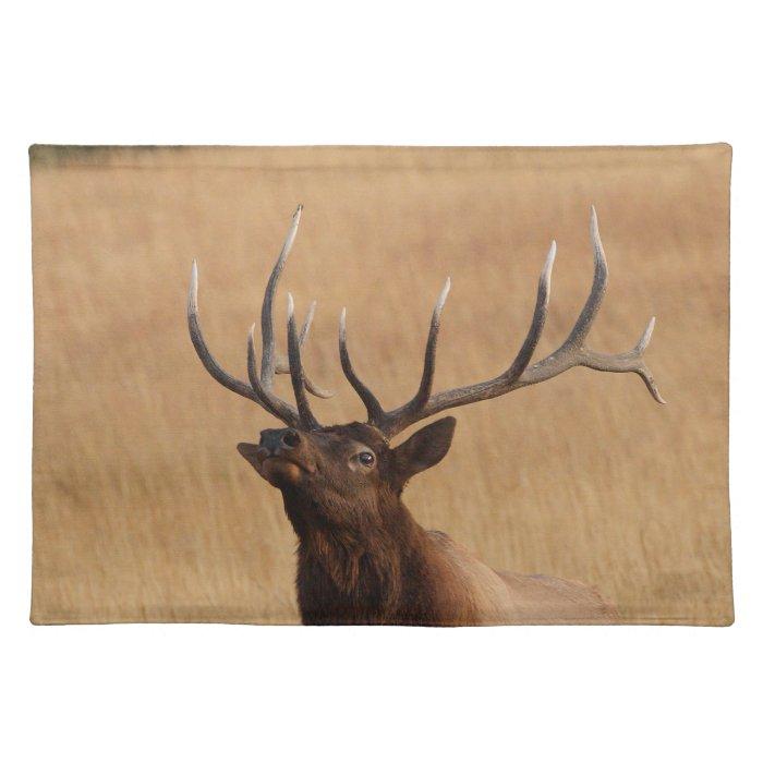 elk charging placemat