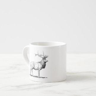 Elk Espresso Cup