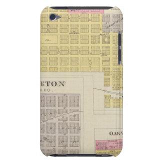 Elk Falls, Longton, Oak Valley, Kansas iPod Case-Mate Case