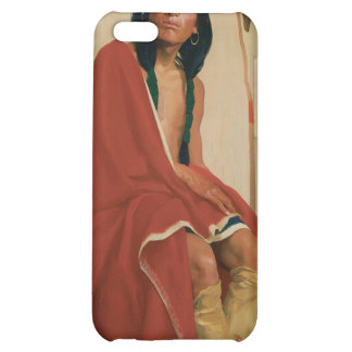 Elk-Foot of the Taos Tribe iPhone 5C Cases