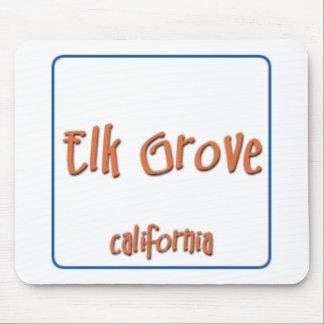 Elk Grove California BlueBox Mouse Pad
